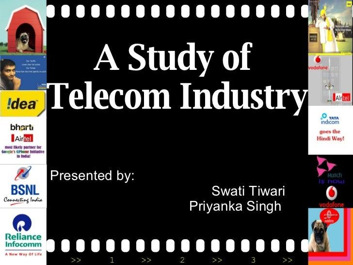 a study of telecommunication Telecommunications and microelectronics integration laboratory (lacime.