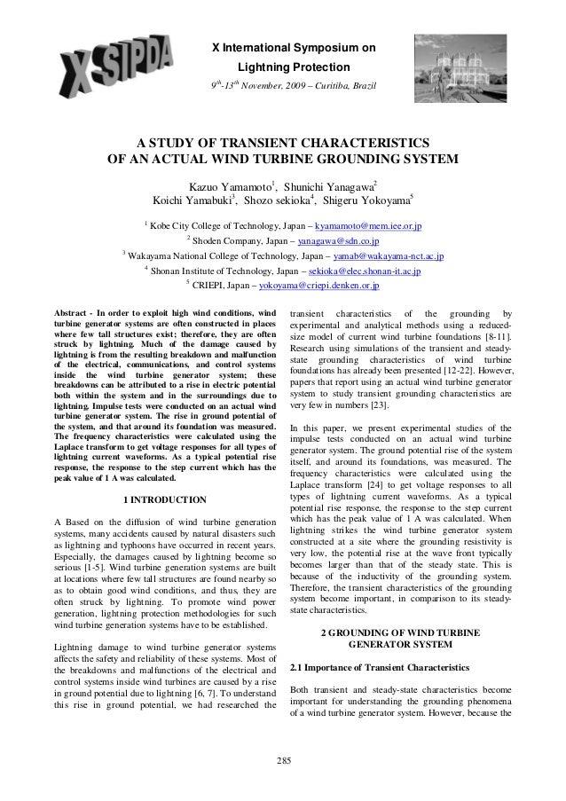 X International Symposium on                                                    Lightning Protection                      ...