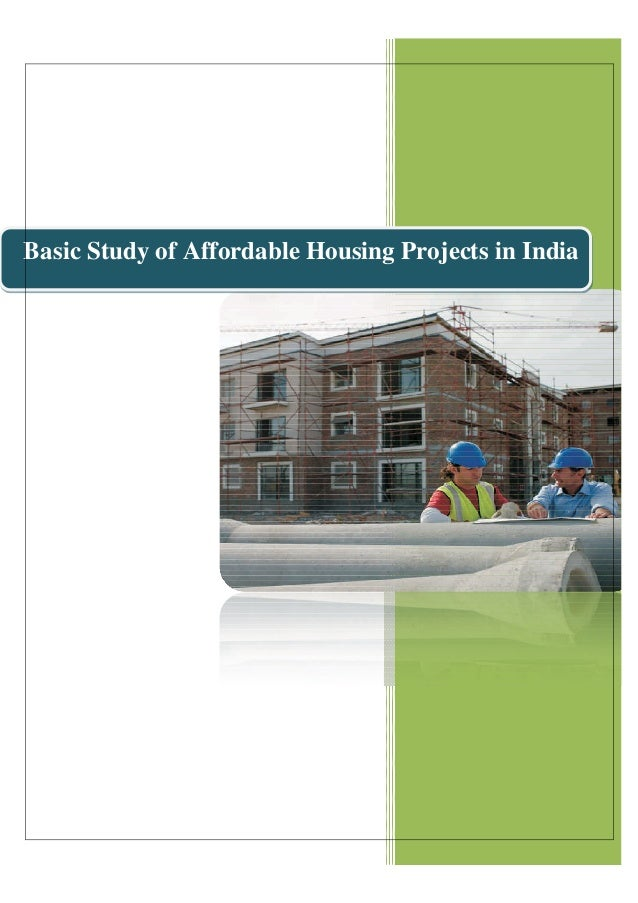 an analysis of housing projects The analysis of the potential support or opposition for a proposal to develop supportive housing on a particular site should begin before or during the search for appropriate sites, and is an important.