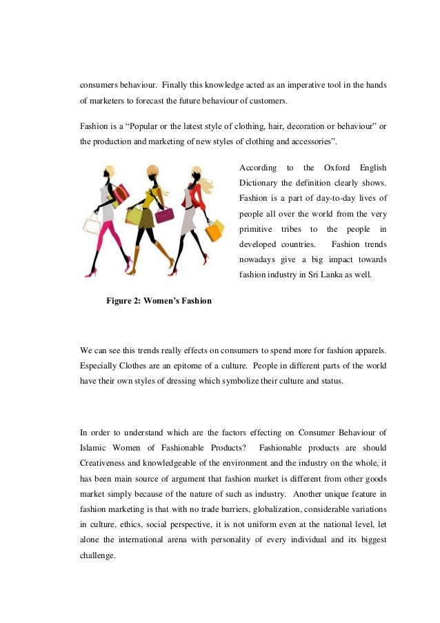 "trend essays Useful and exemplary essays on a variety of topics negative effects of fashion on people according to some women who are fond of today's widespread fashion, fashion is to ""pave the way to happiness"", actually, also men are integral parts of extracting new fashion so, existence of world-wide fashion distinctively provides."