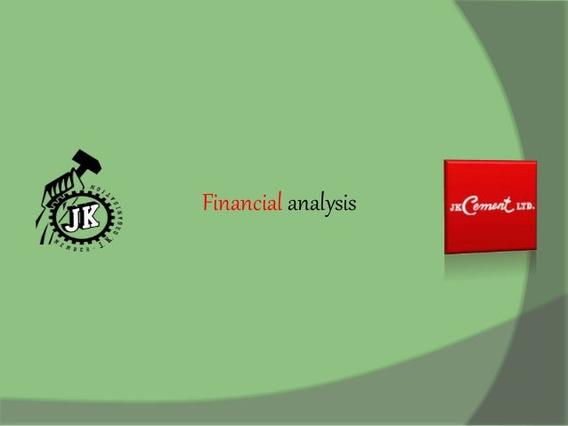 a study on financial performance of madras cement ltd Company's high corporate governance and social performance together with consistent financial performance makes it a truly  in the global cement industry.