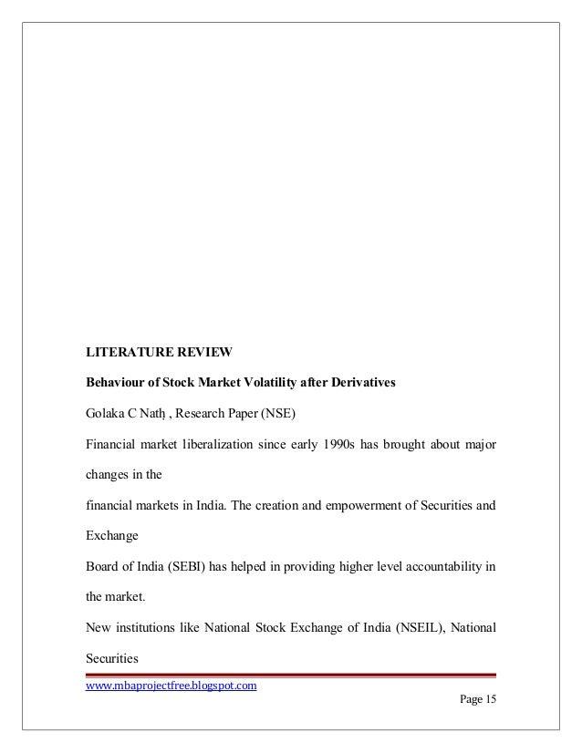 Options stock list nse
