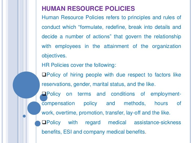 to study various hr policies of Approaches to hr evaluation  • an evaluation of the hr activities, policies and systems based on the evidence  latest posts by management study hq.