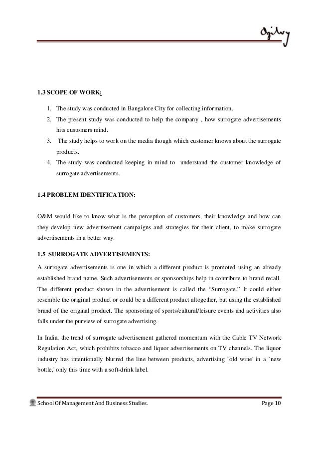 surrogate advertising essays Surrogate advertising: short notes on surrogate advertising here you can publish your research papers, essays, letters, stories, poetries, biographies.