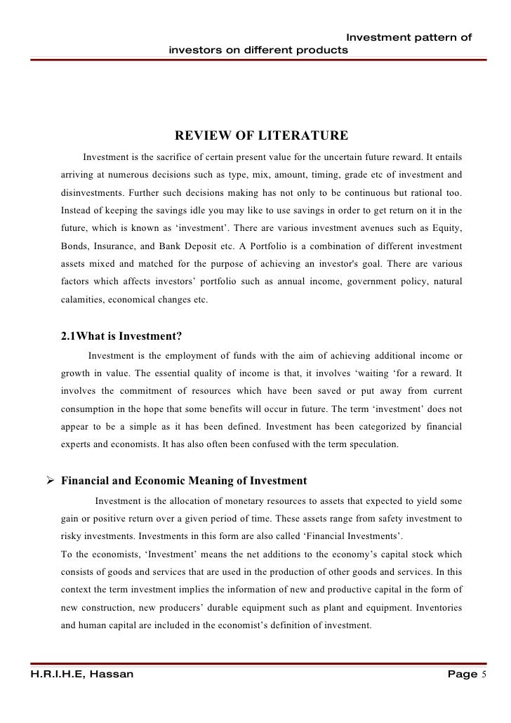 literature review on investment banking Literature review of investment banking / september 13, 2018 / uncategorized / 0 comments i barely just finished typing a cse essay for chemistry with less than a .