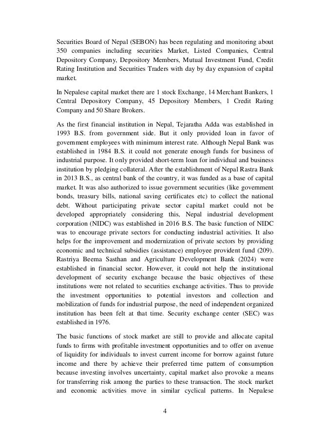 relationship between stock market development and economic growth Abstract we evaluate the association between stock market development and   keywords: economic growth, financial markets, efficient market hypothesis.