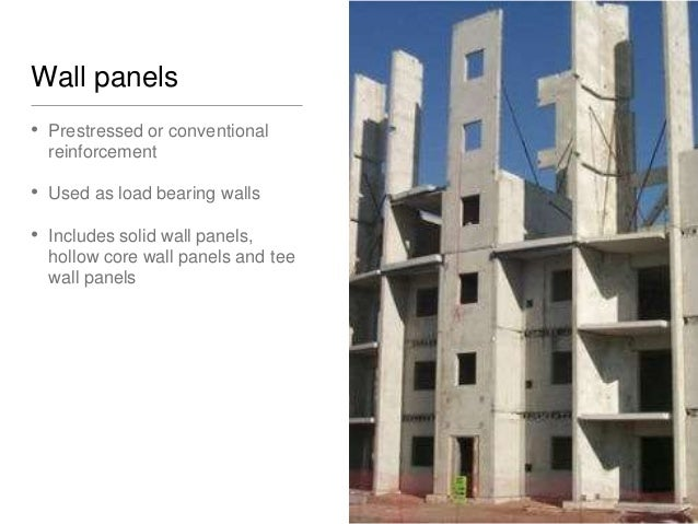 A Study On The Construction Process Precast Concrete In