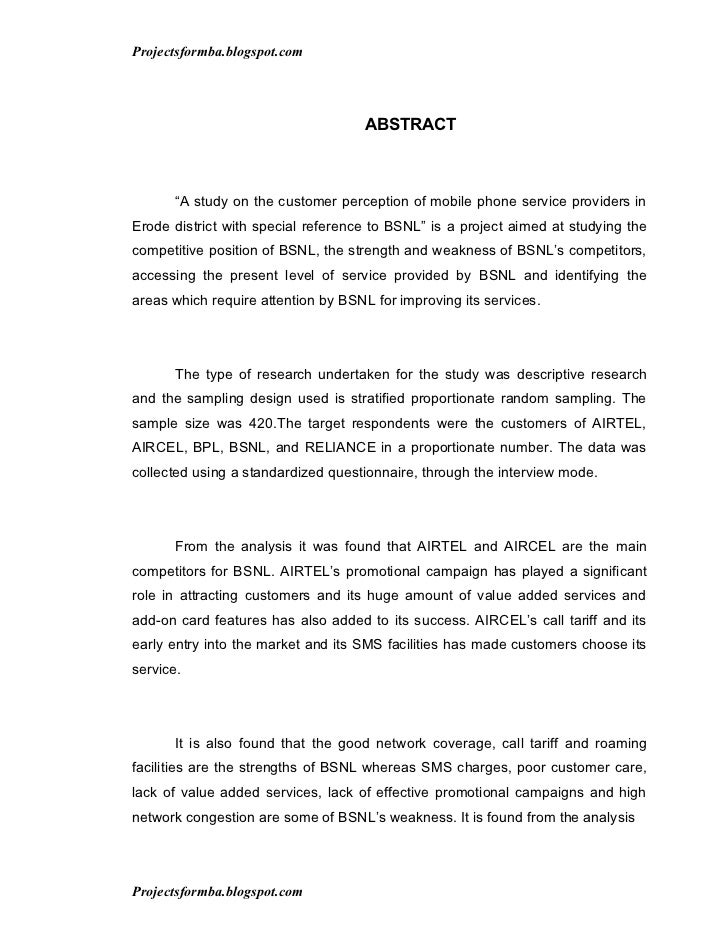 a study on the customer perception of mobile phone service providers in erode district with special  Consumer attitude and perception of mobile phone service providers in nagapattinam district  district a study on customer preference towards e-banking service .