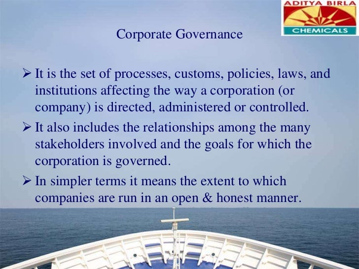 an evaluation of corporate governance practices Demonstrate the effect of corporate governance practices on firm's performance   most commonly used to evaluate a firm's performance and it eps measures.