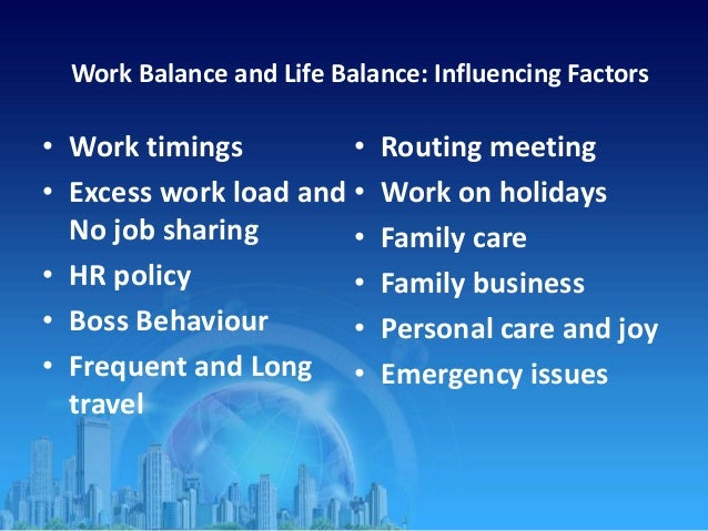 work and study balance According to a recent study published by the american sociological review, 70% of american workers struggle with finding a work-life system that works for themfor many in the workforce, achieving any type of work-life balance, can seem like a myth, especially when technology has made us accessible around the clock.