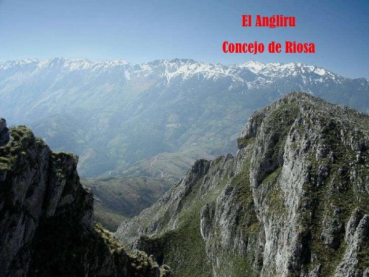 El Angliru Concejo de Riosa