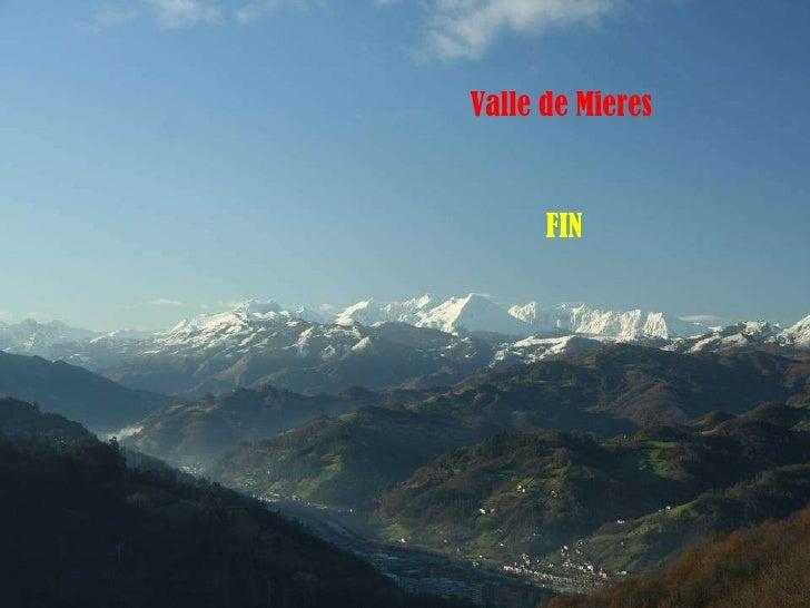 Valle de Mieres FIN