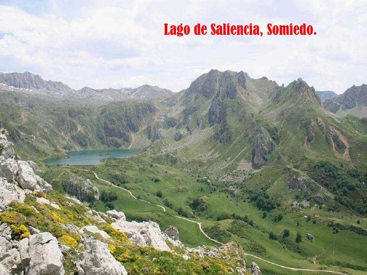 Lago de Saliencia, Somiedo.