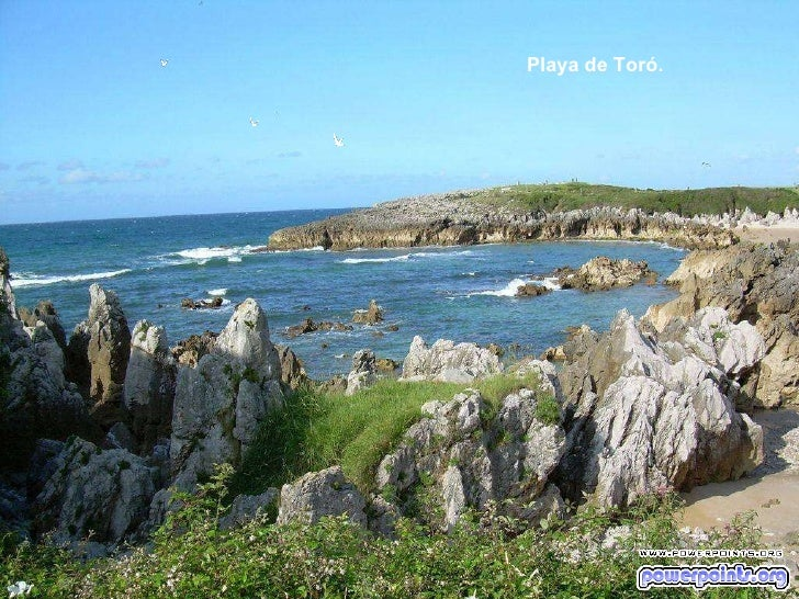 Playa de Toró.