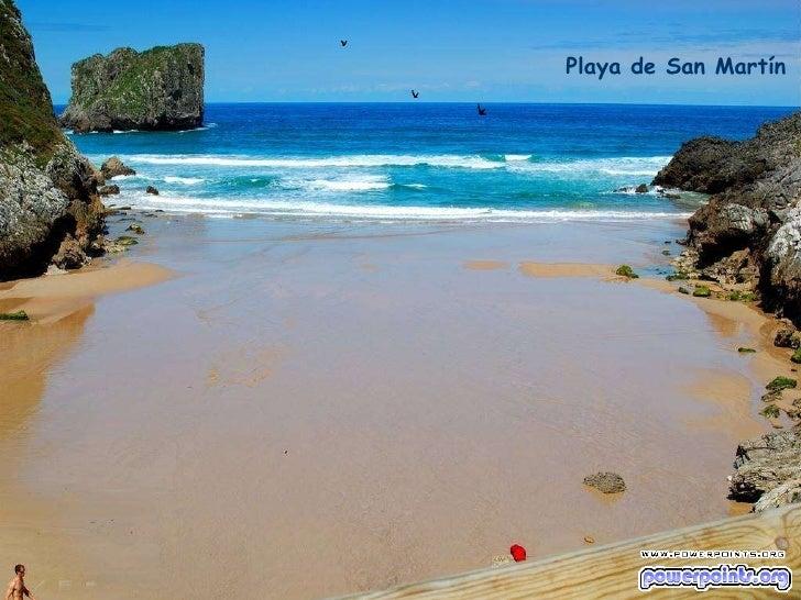 Playa de San Martín
