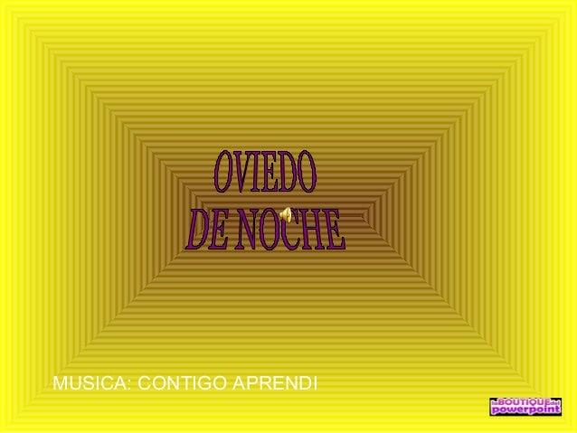 MUSICA: CONTIGO APRENDI