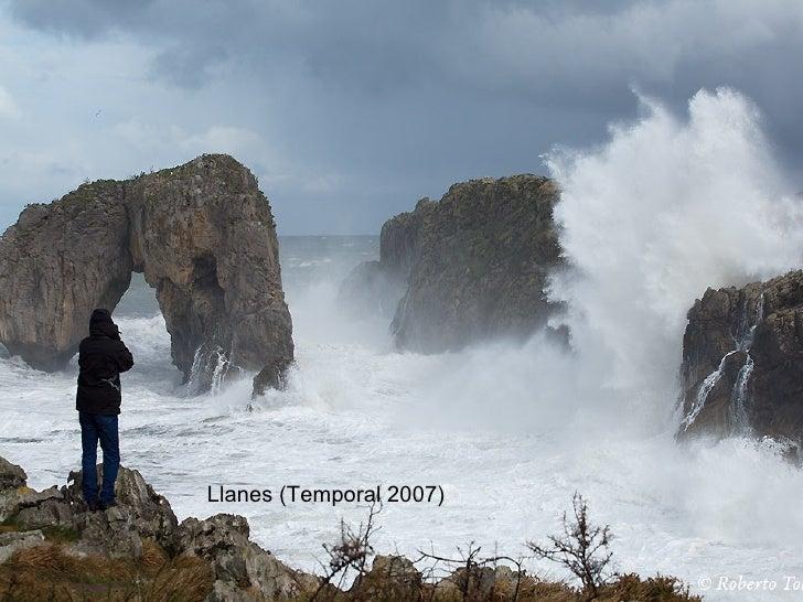 Llanes (Temporal 2007)