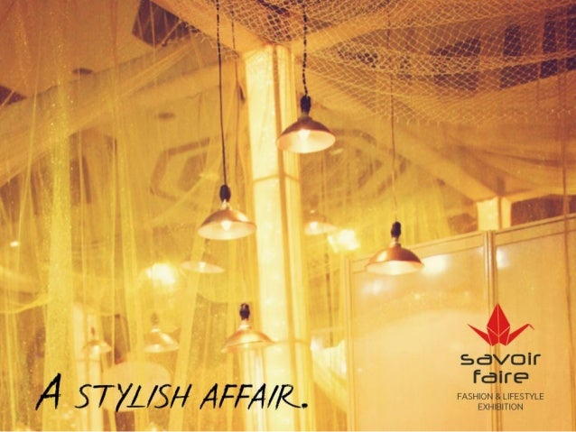 A Stylish Savoir Faire indeed! Firstly, A BIG thank you to everyone who was part of Savoir Faire X. It was truly a stylish...