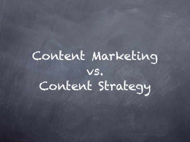 Content Marketing: Be The Media Slide 3