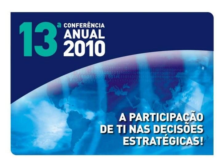 Apresentação do ASUG 2010