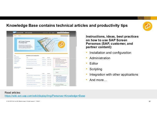 ASUG webcast - going mobile with Slipstream Engine March 2018