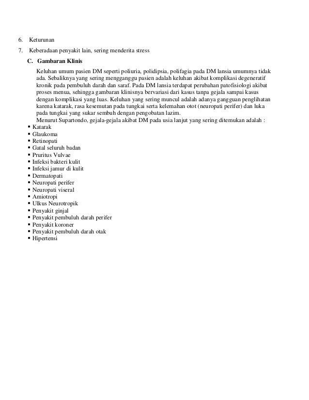 Contoh Skripsi Epidemiologi: Faktor - Faktor Yang Berhubungan Dengan Obesitas Lansia