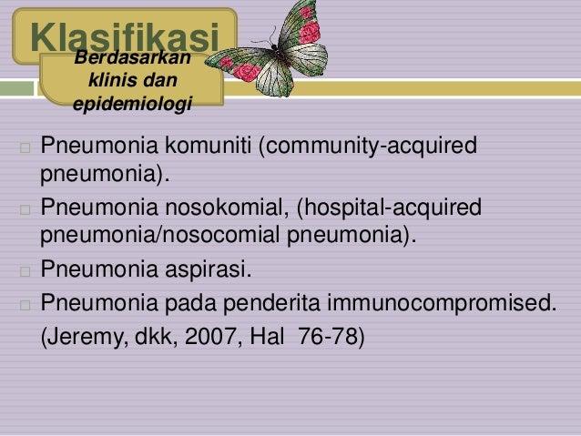 Asuhan Keperawatan Pneumonia