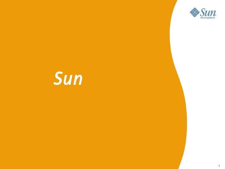 A Sun no Meio Acadêmico - IESP/FatecPB Slide 3