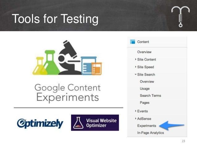 Tools for Testing USERTESTING.COM                    24
