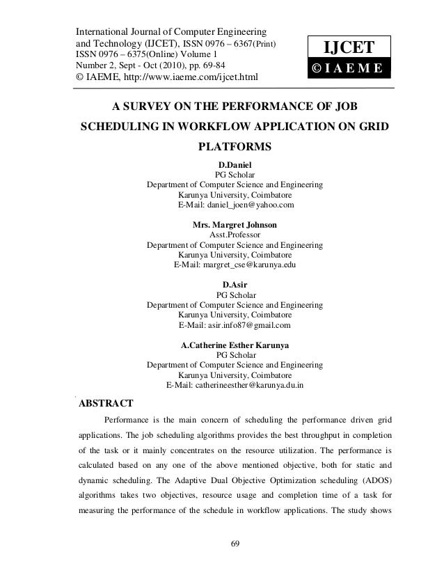 International Journal of Computer and Technology (IJCET), ISSN 0976 – 6367(Print), International Journal of Computer Engin...