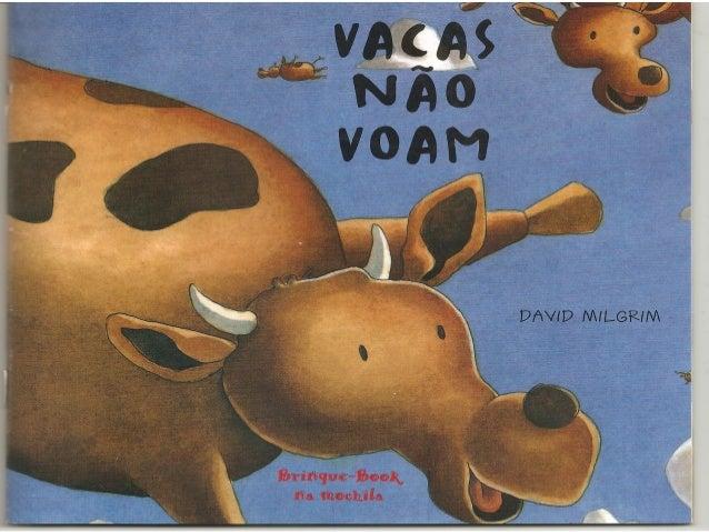 As vacas não voam