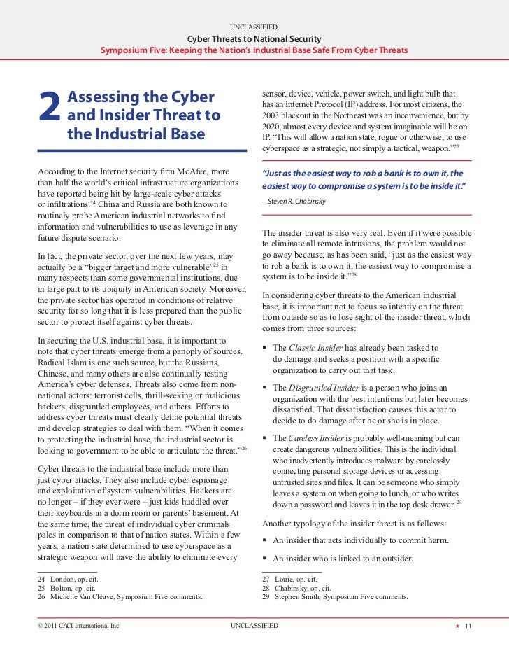 asymmetric threats essay Cyber terror attacks pose a threat against the national security of the united states hybrid warfare or asymmetric warfare essay cyber warfare, cyber.
