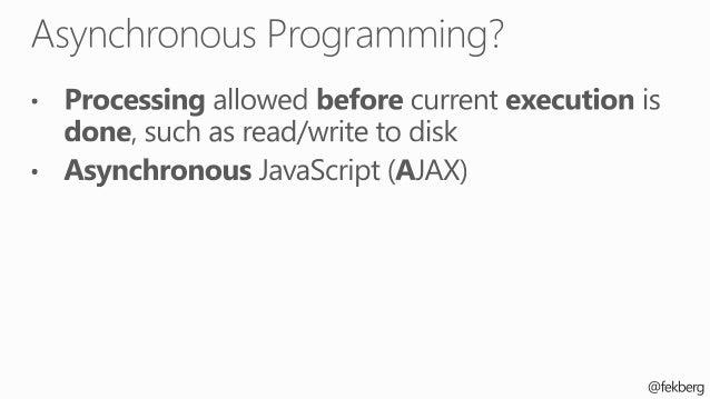 private async void RunAsync() { var x = 10; await Task.Delay(2000); Debug.WriteLine(x); }