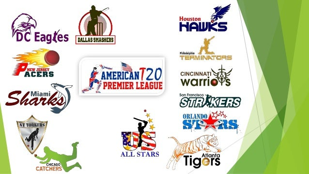 Cricket local team names