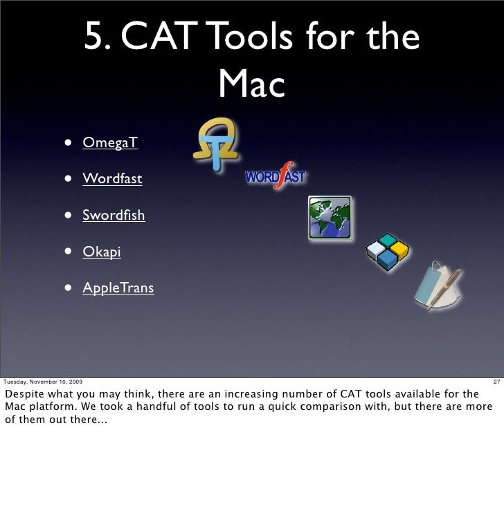 Cat Tools For Mac