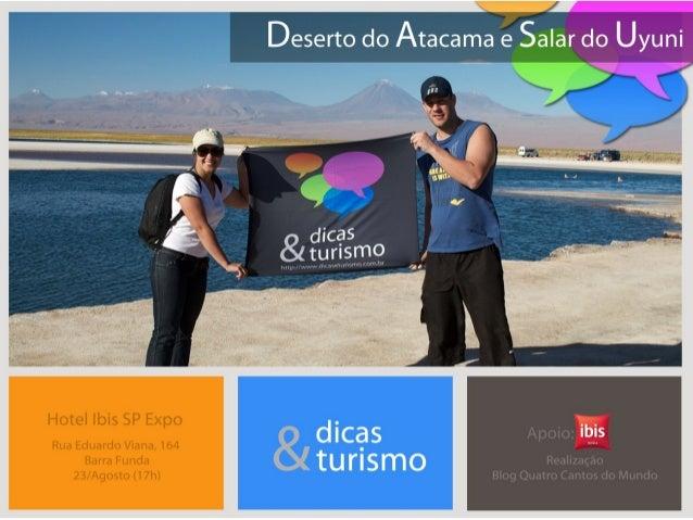 Onde fica?  Atacama