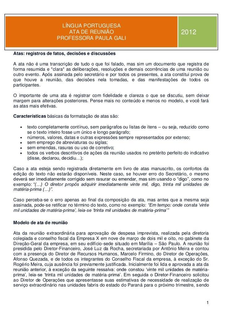 Ata Reunião Monografia November 2019 Serviço