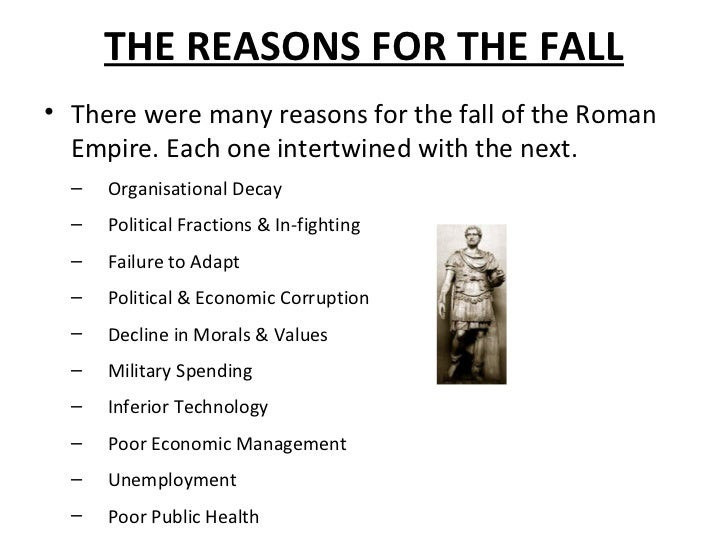 did roman empire fall essay Free essay on the fall of the western roman empire available totally free at echeatcom, the largest free essay community.