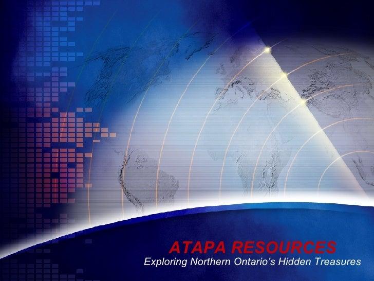 Exploring Northern Ontario's Hidden Treasures