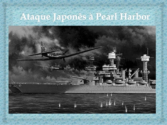 Por Antonio Gasparetto Junior  O Ataque Japonês à Pearl Harbor foi uma operação surpresa do exército japonês que deixou a...