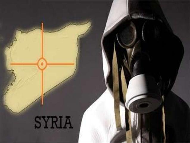o ataque químico 21/08/2013 GUERRA CIVIL NA SÍRIA GOLPE MILITAR NO EGITO. Professora Iara de Oliveira- CASJC