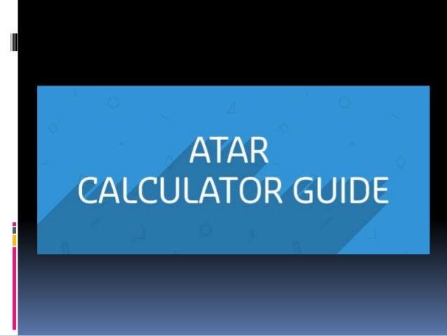 Talent 100 - ATAR Calculator | ATAR Estimator | ATAR ...