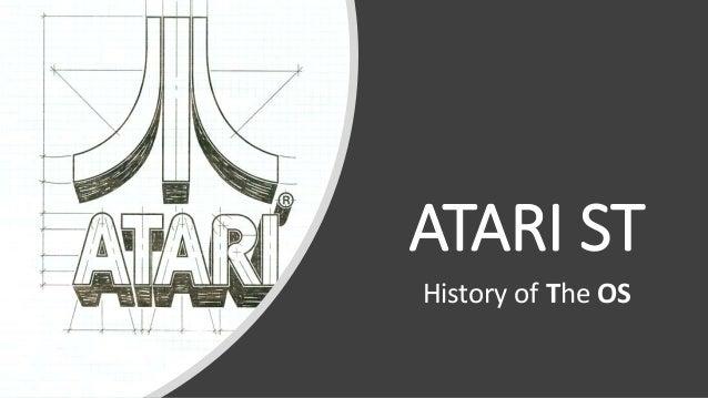 Atari ST - History of The OS