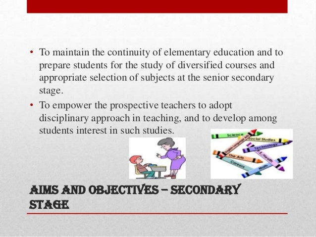 aims of education in the elementary and secondary education That demonstrate the value of storytelling in schools,  elementary school education  middle and secondary school education.