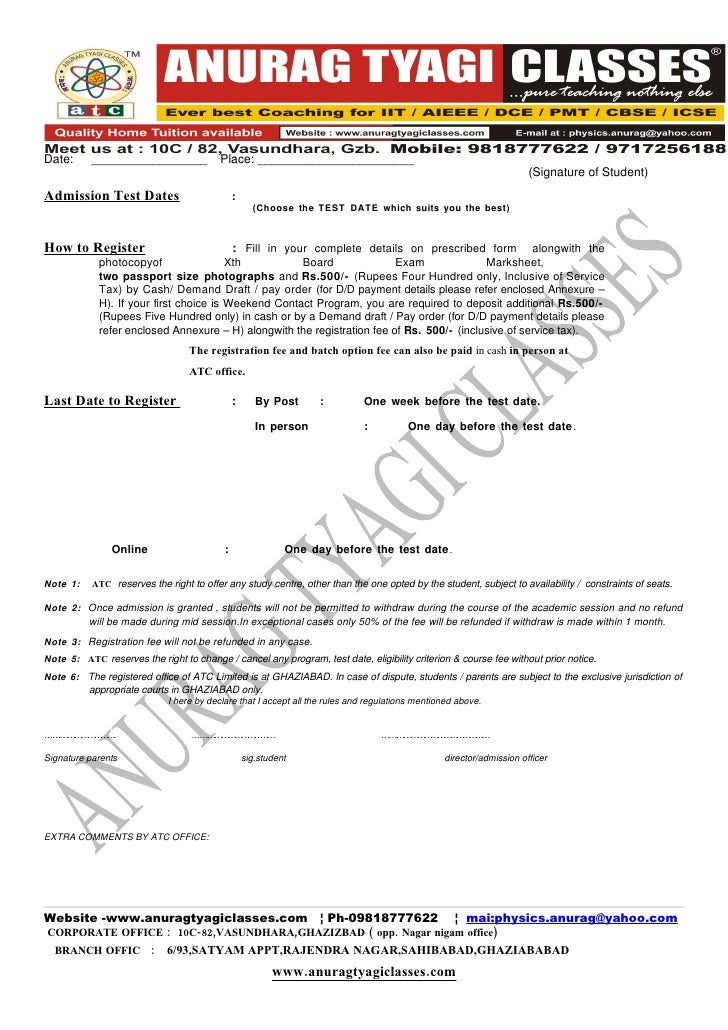 Register form sample akbaeenw register form sample altavistaventures Gallery