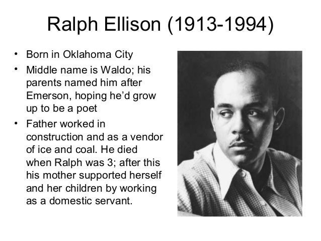 an analysis of the short story battle royal by ralph ellison Ralph ellison's battle royal battle royal, a short story by ralph ellison, written in 1952 it is a story about a young black man, who has recently graduated high school.