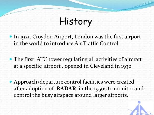 Air Traffic Control Ppt