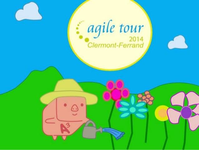 L'A-Cubec'est 1 évènement par mois autour de l'Agilité Association pour l'Agilité en Auvergne