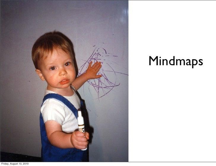 Mindmaps     Friday, August 13, 2010