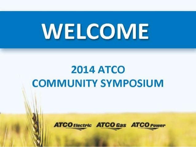 presentation online at: nine10.ca/atco